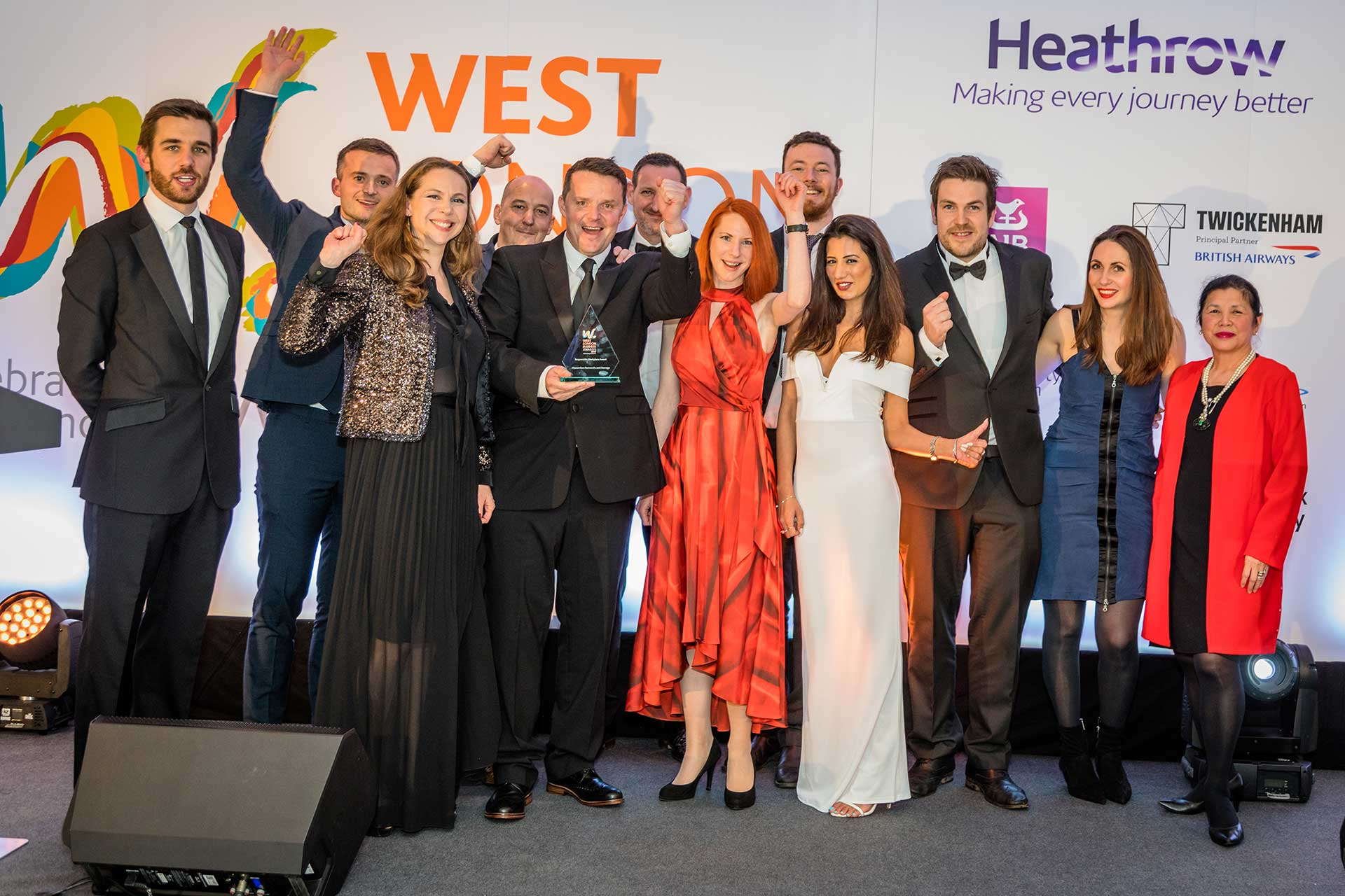 Alexanders shortlisted for three awards at WLBA 2020