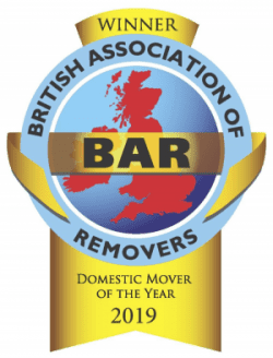 Domestic Mover Of the Year 2019