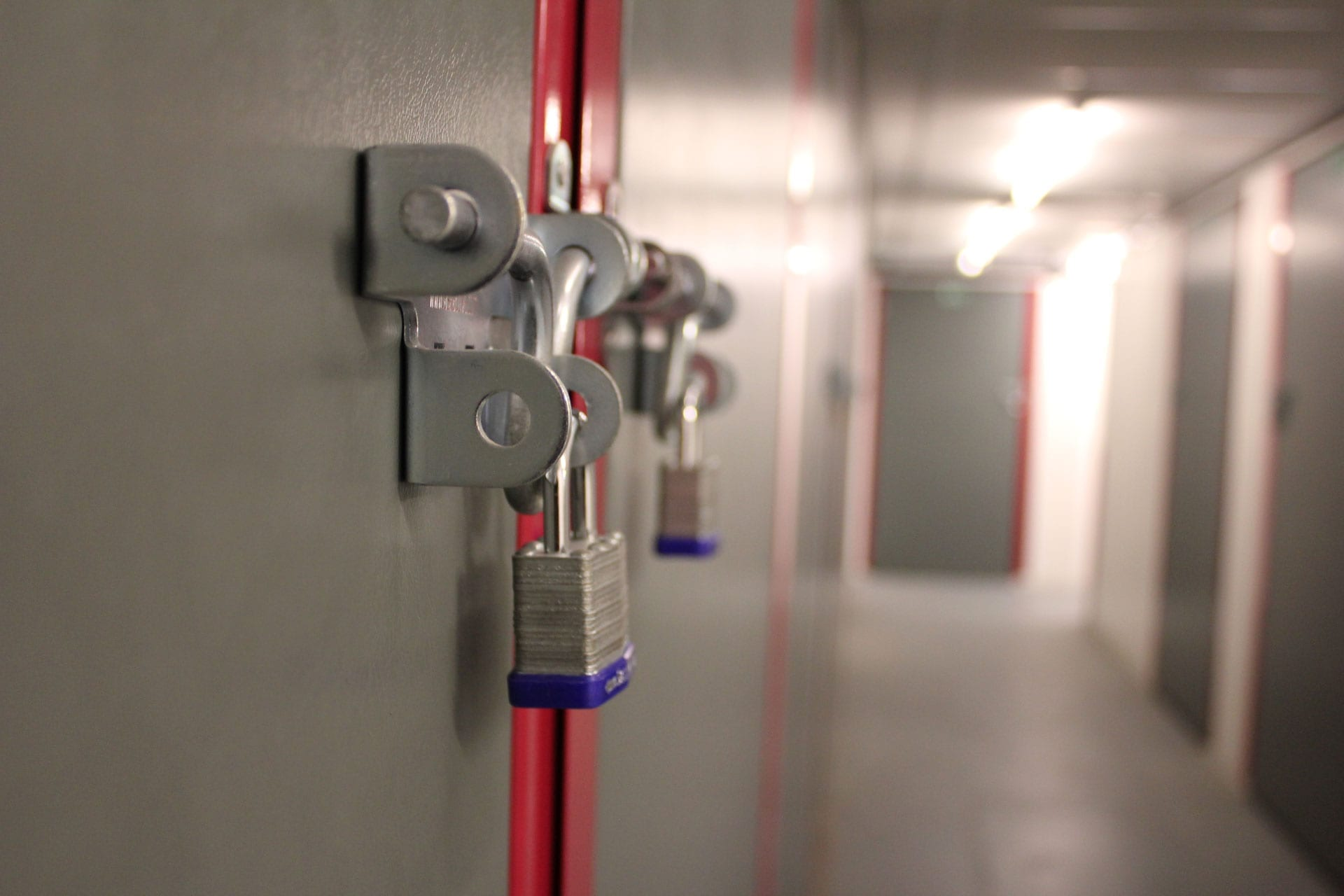 How secure is self storage? How do I protect my belongings?