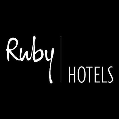 Ruby Hotels Logo